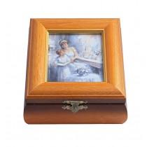 "Jewel ""madre y del niño"", 12,5 x 13,5 cm"