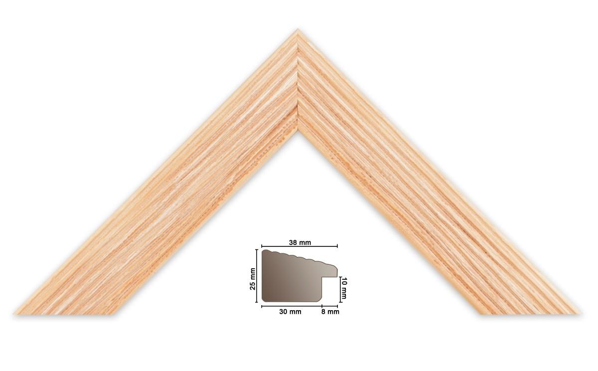 Bilderleiste Holz 228 ARA