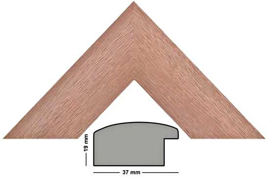 Bilderleiste Holz Imperial 2426 TEAK