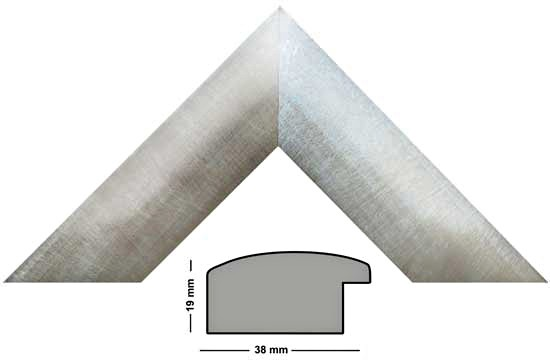 Bilderleiste 541 ARG silber poliert