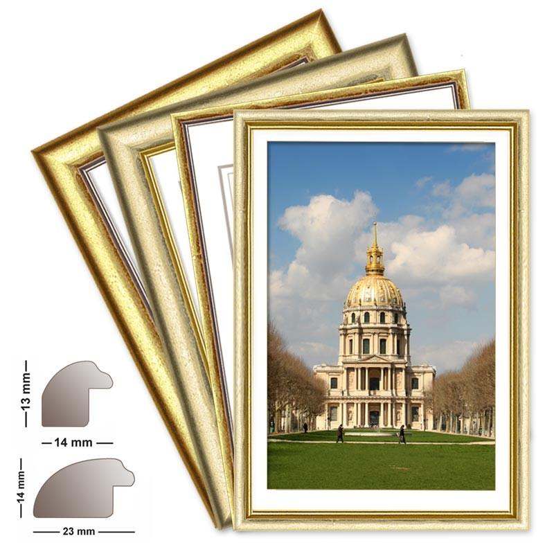 Holzrahmen PARIS, in 2 Farben