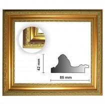 Barockrahmen gold fein verziert 837 ORO