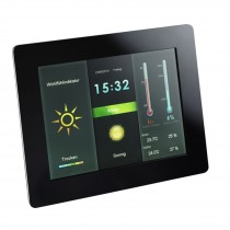 "8 ""Digital Photo Frame Intenso Meteo Stella"
