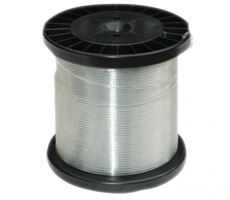 100 Meter Perlonseil auf Kunststoffspule in 2mm Durchmesser
