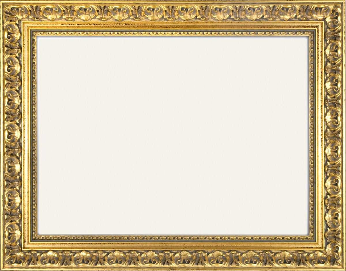 cadre baroque or décoré finement 813 ORO différentes variantes